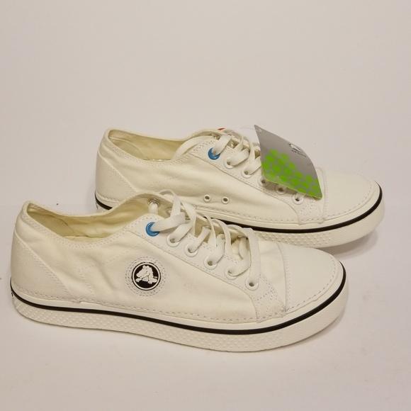 f75b7dba35d4 Crocs Hover lace up women s shoes size 12 men s 10